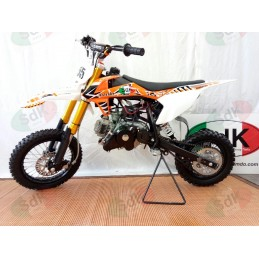 Pit Bike JUNIOR 4T 49cc Cross 12-10