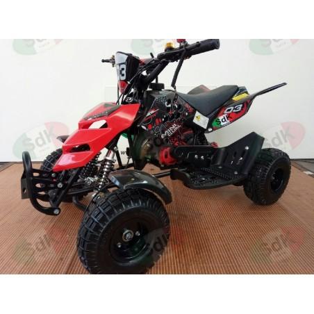 Miniquad TX4-49cc
