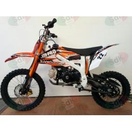 Pit Bike PRO-X 125 Cross 17-14