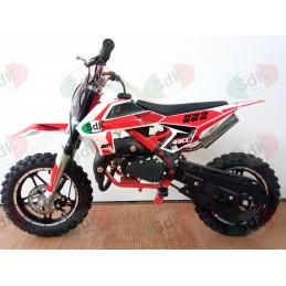 Minicross Pro TM20-49cc