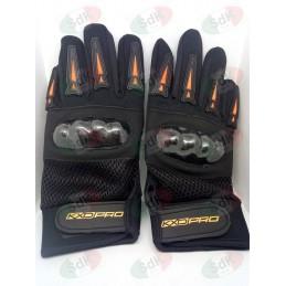 Guanti minicross KXD Black