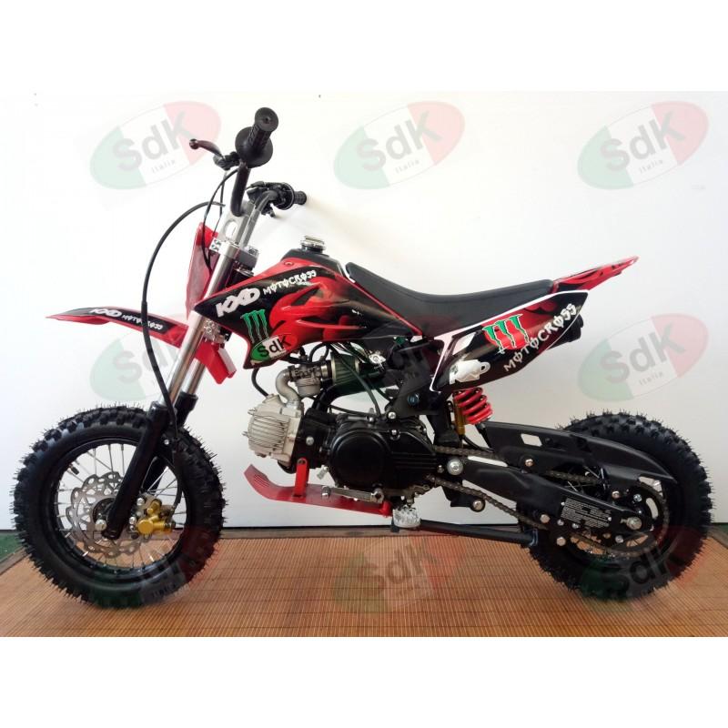 Pit Bike FX 110 4 marce novità