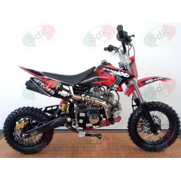 Pit Bike FX 110 Cross 12-10...