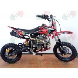 Pit bike fx 110 cc 4 tempi 4 marce