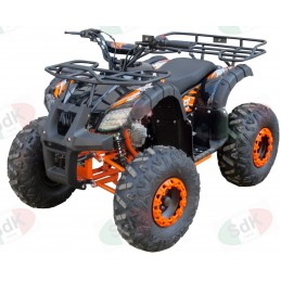 "Quad ATV 06 125cc 8"" LED Automatico + Retro"