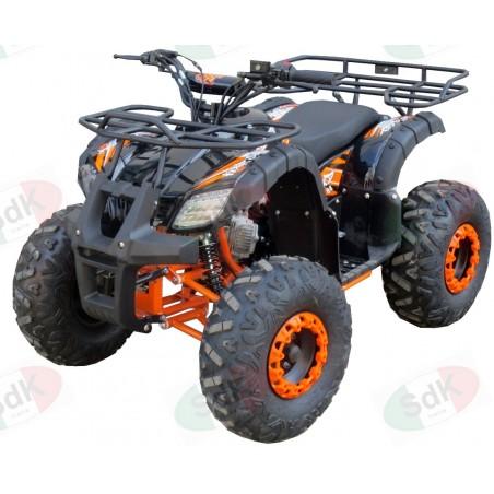 """Quad ATV 06 125cc 8"""" LED 3 marce + Retro"""