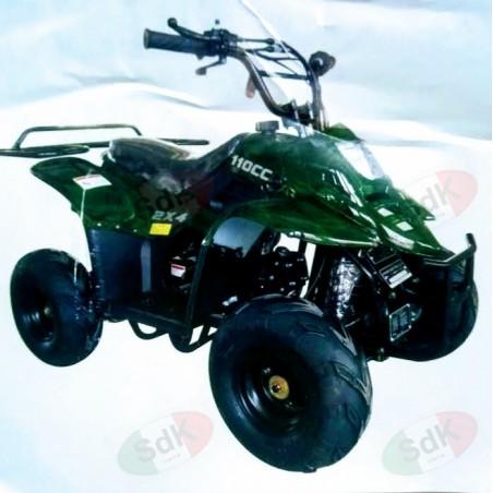 """Quad ATV BF01 110cc 4T 6"""" Automatico Nuovi colori"""