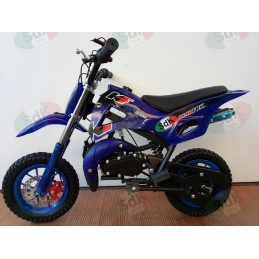 """Minicross CLS 49cc Ruote 8"""""""