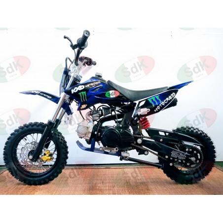 Pit Bike FX 110 Cross 12-10 2020