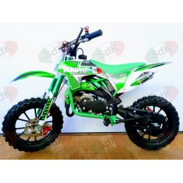 Minicross Pro TM21 2020 -49cc