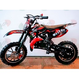 Minicross LZ 2021 red