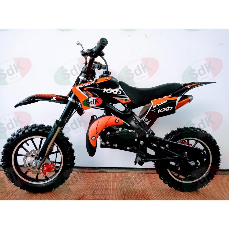 AMY2 Orange Black 2020
