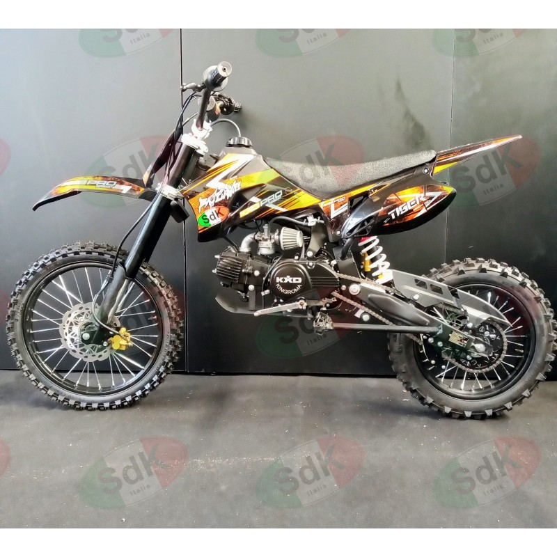 Pit Bike MHR 125 17 14
