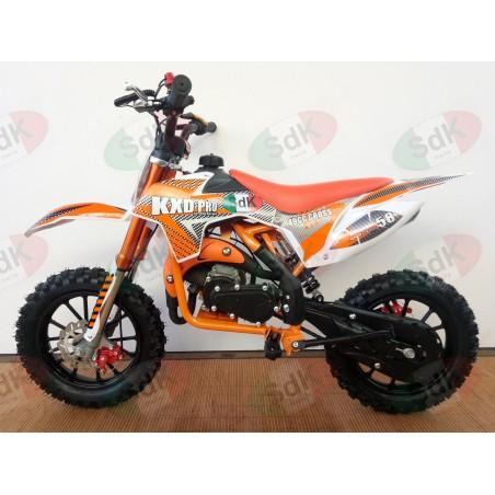 Minicross Pro TM21 49cc Promozione