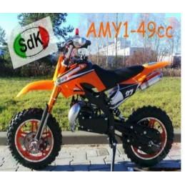Carene Minicross AMY1-SKM 49cc