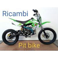Minimoto pit bike - ricambi