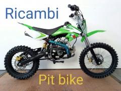 RIcambi Pit 125cc