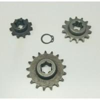 Motori e parti meccaniche
