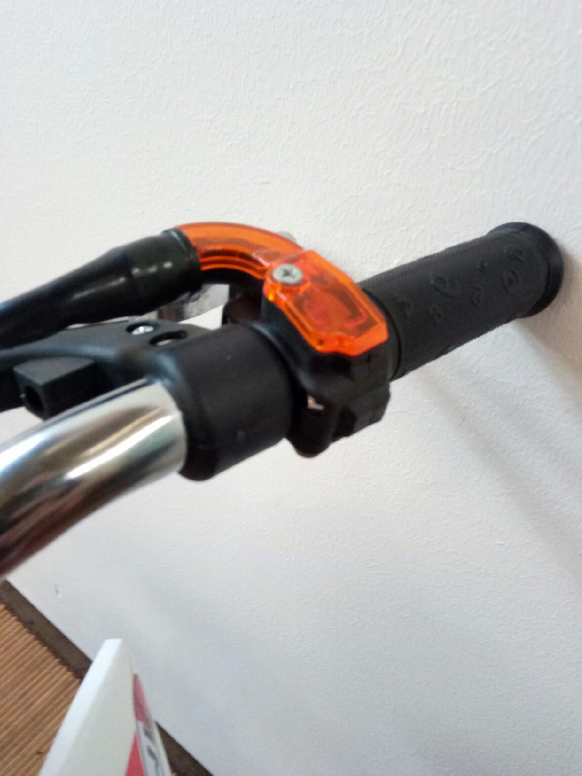 comando gas rapido minicross minimoto